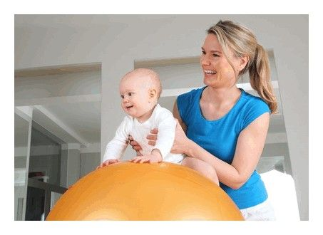 Jak wykorzystać metodę NDT- Bobath w pracy z małym dzieckiem?